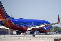 N233LV @ KBOI - Roll out on RWY 28R. - by Gerald Howard