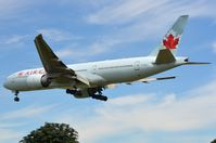 C-FIUJ @ EGLL - Air Canada B772 on short final. - by FerryPNL