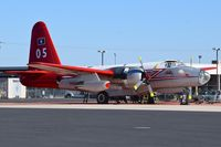 N96278 @ KBOI - Parked on the NIFC ramp. - by Gerald Howard