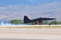 64-13240 @ KBOI - Touch down on RWY 10R. 9th Recon Wing, Beale AFB, CA - by Gerald Howard