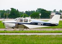 N6PY @ KOSH - At Oshkosh.