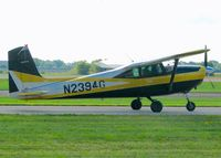 N2349G @ KOSH - At Oshkosh.