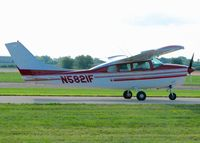 N5821F @ KOSH - At Oshkosh.