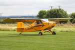 G-MCUB @ X5FB - Reality Escapade, Fishburn Airfield UK, September 8th 2012. - by Malcolm Clarke