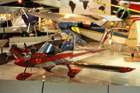 N1377L @ KOSH - High speed film shot at the EAA museum. - by Glenn E. Chatfield