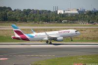 D-AIZQ @ EDDL - Airbus A320-214(W) - EW EWG Eurowings ex Lufthansa - 5497 - D-AIZQ - 17.08.2016 - DUS - by Ralf Winter