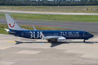 D-ATUD @ EDDL - Boeing 737-8K5W - X3 TUI TUIfly 'TUI Blue' Livery - 34685 - D-ATUD - 17.08.2016 - DUS - by Ralf Winter