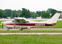 N6619X @ KOSH - At Oshkosh.