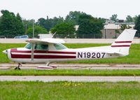 N19207 @ KOSH - At Oshkosh.