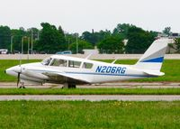 N206RG @ KOSH - At Oshkosh.