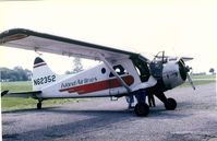 N62352 @ PCW - Island Airlines De Havilland Beaver on the way to Put-In-Bay, OH - by James Thum