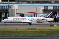 D-ACRH @ EGLL - Taxiing