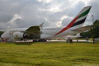 A6-EOO @ EDDK - Airbus A380-861 - EK UAE Emirates - 190 - A6-EOO - 20.09.2015 - CGN - by Ralf Winter