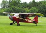 G-BSWG @ X3PF - Visiting aircraft - by Keith Sowter