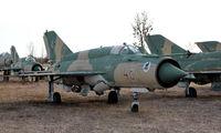 46 @ LHPA - Pápa stored off-site airport, Hungary - by Attila Groszvald-Groszi