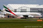 A6-EDH @ EGCC - Emirates - by Chris Hall
