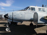 67-18115 - 67-18115 in storage at JW Duff Denver, now with Dynamic Aviation in Bridgewater VA - by arod138