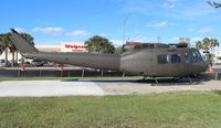 70-2468 - HH-1H in Downtown Okeechobee Florida