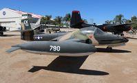 71-0790 @ RIV - A-37E - by Florida Metal