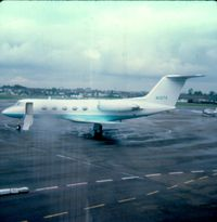 N127V @ EGMC - Visit to Southend Airport 1977 - by Paul Howlen
