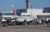 A7-BBG @ KIAH - Boeing 777-200ER - by Mark Pasqualino
