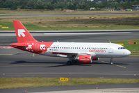 D-ABGS @ EDDL - Airbus A319-112 - AB BER Air Berlin OLT Express Poland livery - 3865 - D-ABGS - 27.07.2016 - DUS - by Ralf Winter