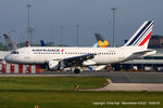 F-GRXL @ EGCC - Air France - by Chris Hall