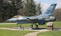 79-0407 @ AYX - F-16A - by Florida Metal