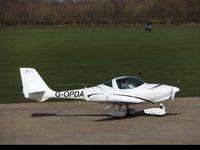 G-OPDA @ EGBK - At Sywell Aerodrome today. - by Luke Smith-Whelan