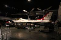 81-0663 @ FFO - F-16A