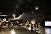 84-0051 @ FFO - B-1B Lancer - by Florida Metal