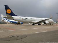 D-AEBJ @ EDDK - Embraer ERJ-195LR (190-200LR) - CL CLH Lufthansa Cityline - 19000486 - D-AEBJ - 04.06.2016 - CGN - by Ralf Winter