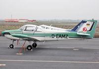 D-EAMZ @ LFMP - Parked at the Airclub... - by Shunn311