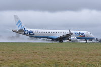 G-FBEF @ EGSH - Departing from Norwich. - by Graham Reeve