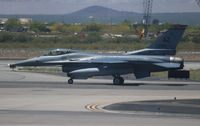 87-0299 @ TUS - F-16C - by Florida Metal