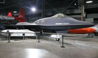 87-0800 @ FFO - YF-23A - by Florida Metal