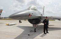 91-0376 @ TIX - F-16C - by Florida Metal