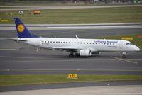 D-AECF @ EDDK - Embraer ERJ-190AR - CL CLH Lufthansa Cityline 'Kronberg/Taunus'  - 19000359 - D-AECF - 05.03.2016 - CGN - by Ralf Winter