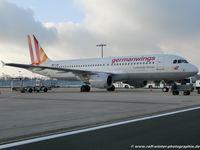 D-AIQB @ EDDK - Airbus A320-211 - 4u GWI Germanwings ex Lufthansa 'Bielefeld' - 200 - D-AIQB - 17.01.2017 - CGN - by Ralf Winter