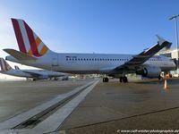 D-AIQE @ EDDK - Airbus A320-211 - 4U GWI Germanwings ex Lufthansa 'Gera' - 209 - D-AIQE - 01.01.2015 - CGN - by Ralf Winter