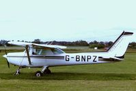 G-BNPZ @ EGBO - Owned by C and S Aviation Ltd. EX:-N6019Q. Scan. - by Paul Massey