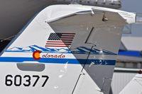 86-0377 @ KBOI - Colorado ANG. - by Gerald Howard