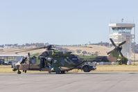 A40-002 @ YSWG - Royal Australian Navy (A40-002) NHI MRH-90 at Wagga Wagga Airport. - by YSWG-photography