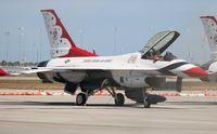 92-3880 @ DAB - Thunderbirds - by Florida Metal
