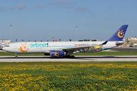 CS-TRH @ LMML - Landed runway 31 - by Keith Pisani