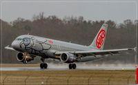 D-ABHF @ EDDR - D-ABHF (NIKI LIVERY), 2006 Airbus A320-214 - by Jerzy Maciaszek