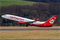 D-ABKN @ EDDR - Boeing 737-86J - by Jerzy Maciaszek