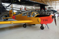 336 @ ENZV - At the Flyhistorisk Museum in Stavanger - by Micha Lueck