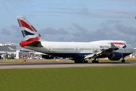 G-BNLT @ EGLL - Landing