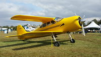 N985L @ KTHA - At the Regional AOPA Flyin in October 2015 at Tullahoma, TN - by Jim Monroe